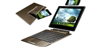 Asus Padfone 3 in 1, smartphone, tablet e netbook
